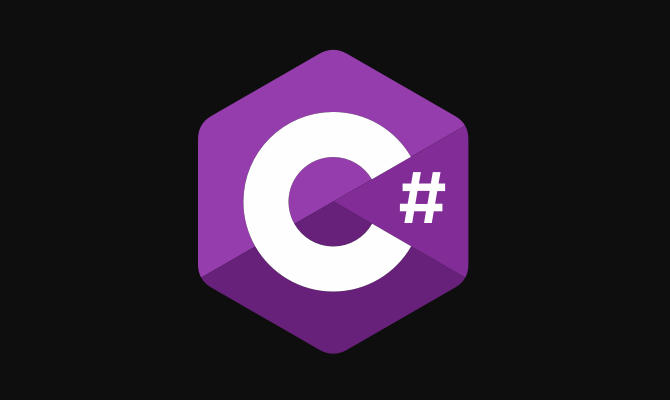 C# - Object Oriented programming language from Microsoft