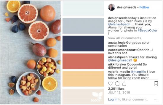 pick a color scheme