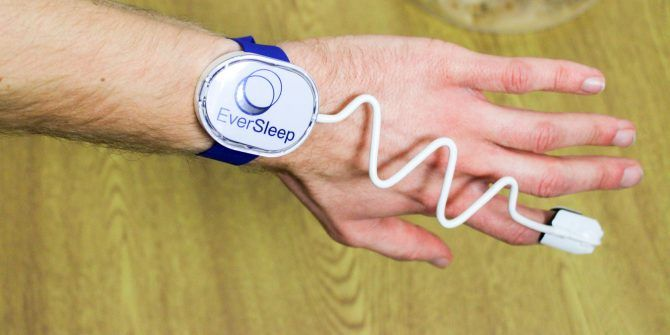 Trouble Sleeping? The EverSleep May Be The Wearable You Need