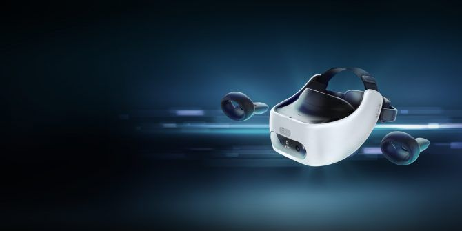New HTC Vive Focus Plus Coming This Year