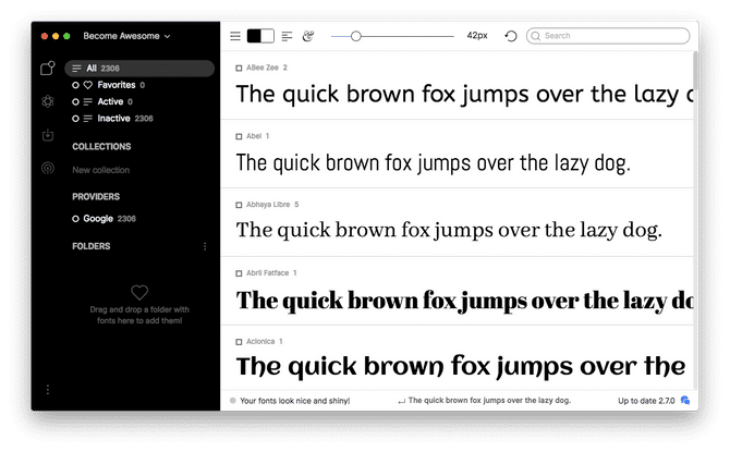 The 8 Best Font Management Tools for Mac