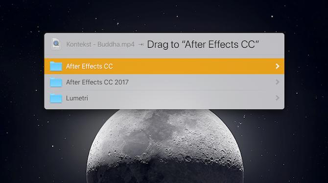 LaunchBar Tab Shortcut Mac