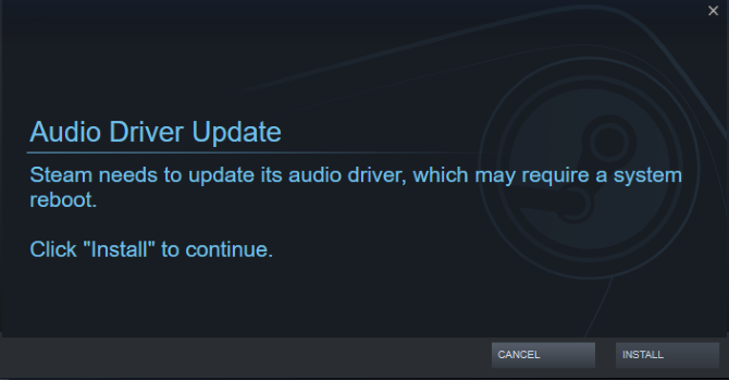 Install drivers on Steam Link