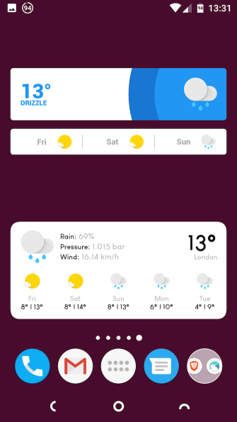 The 11 Best Widgets for Your Android Home Screen | Techpoket