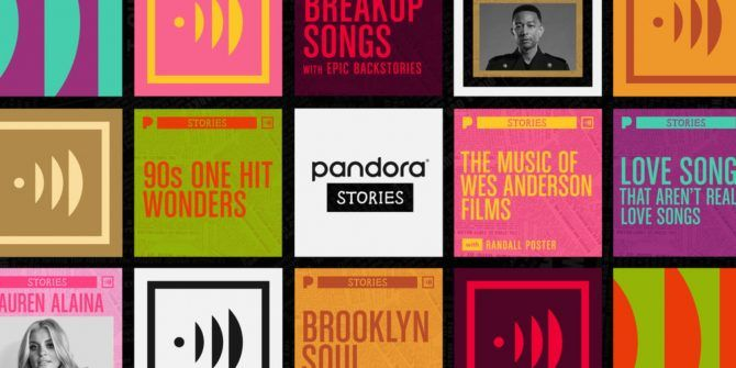 Pandora Stories Lets You Create Musical Podcasts