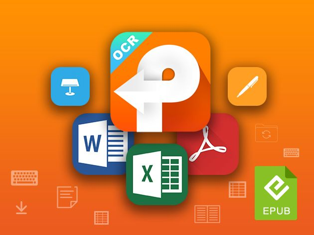 PDF Converter OCR 6 Lets You Edit and Search PDF Documents on Mac — 68% off