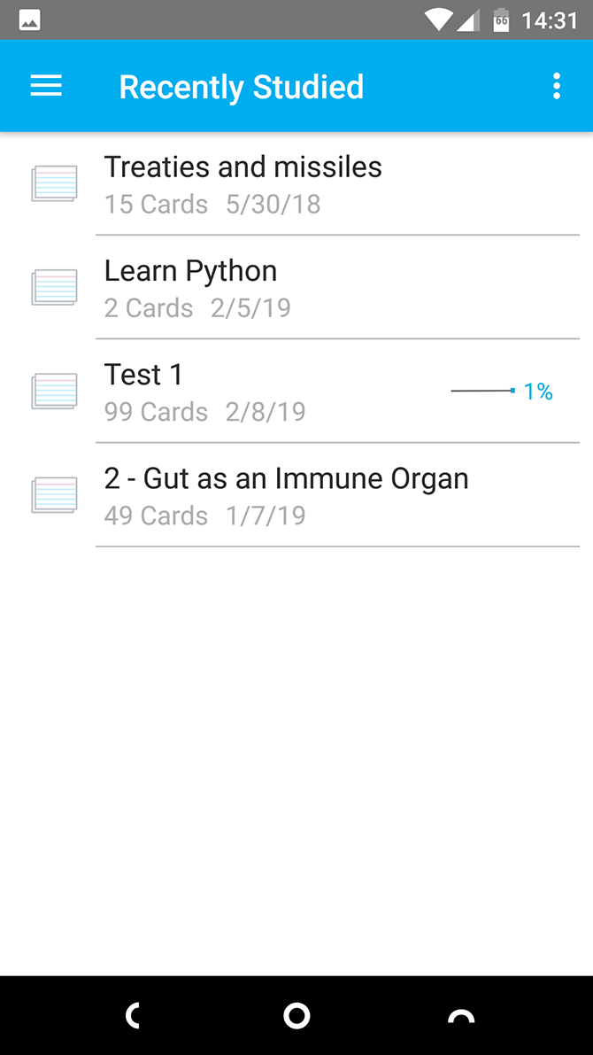 The 8 Best Flash Card Apps for Android