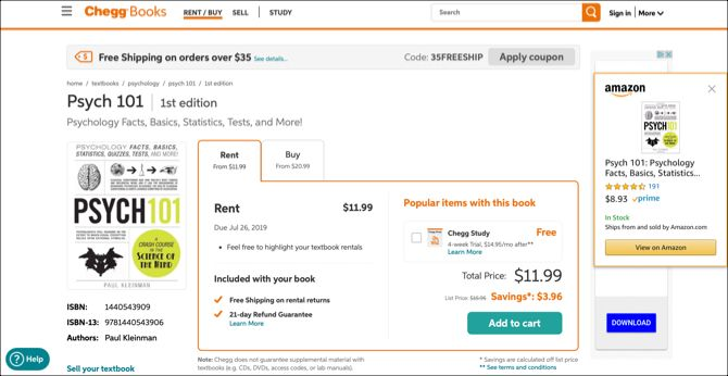 The 11 Best Sites to Get College Textbooks Online