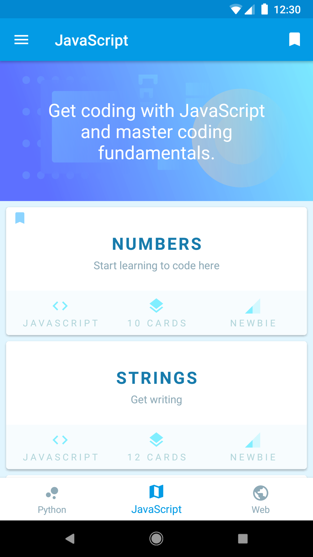 Want to Learn Basic Coding? Try 5 Bite-Sized Coding Apps in