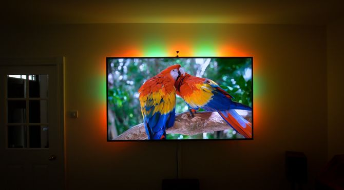 Govee LED TV backlight