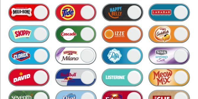 Amazon Stops Selling Physical Dash Buttons