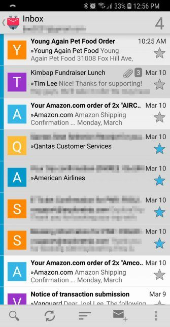 The 10 Best Email Apps for Android, Compared