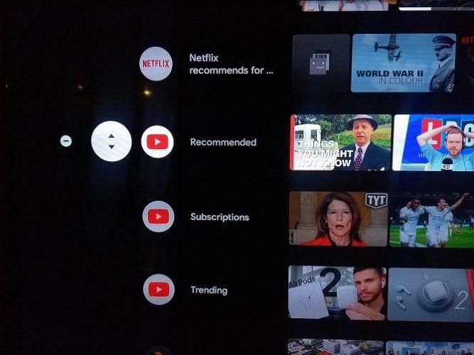 каналы телепередач Android