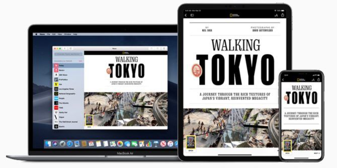 Apple Launches Apple News+ as a Netflix for Magazines