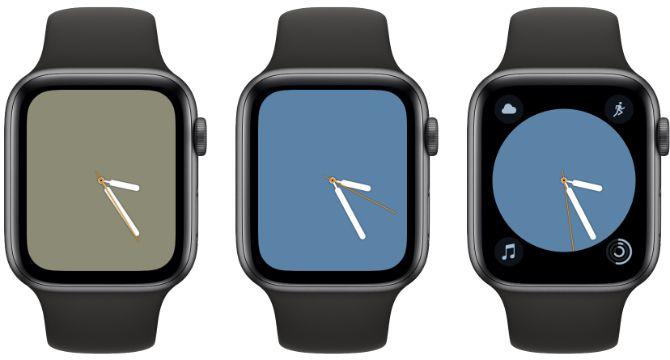 Color Apple Watch Face
