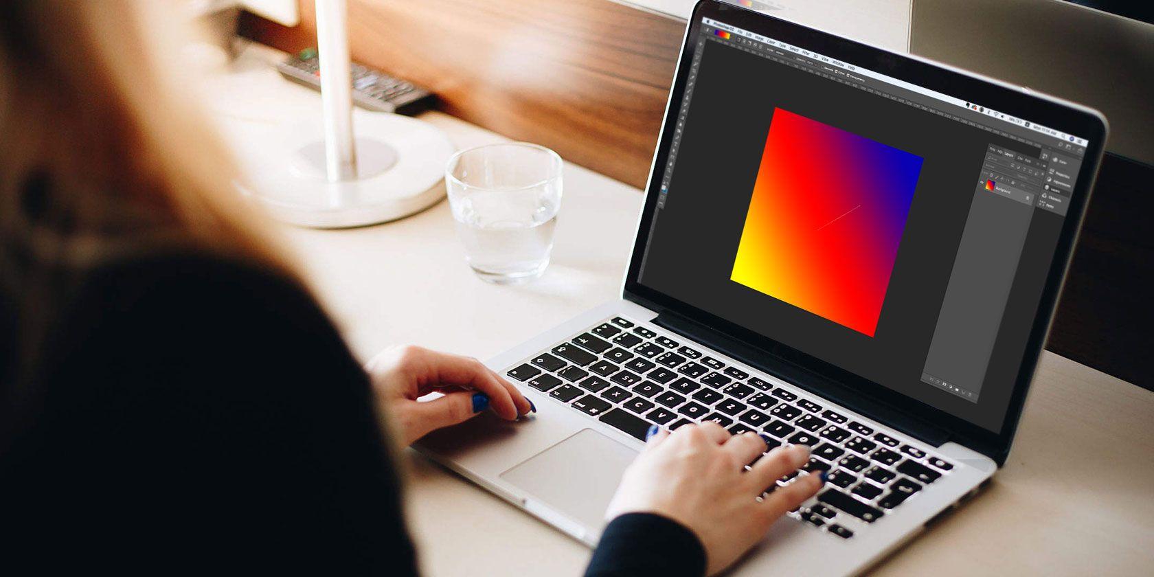 How to Create a Custom Gradient Using Photoshop CC | iJailbreak