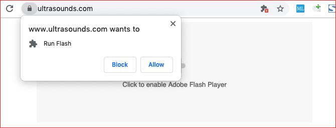 انقر لتشغيل محتوى الفلاش في جوجل كروم