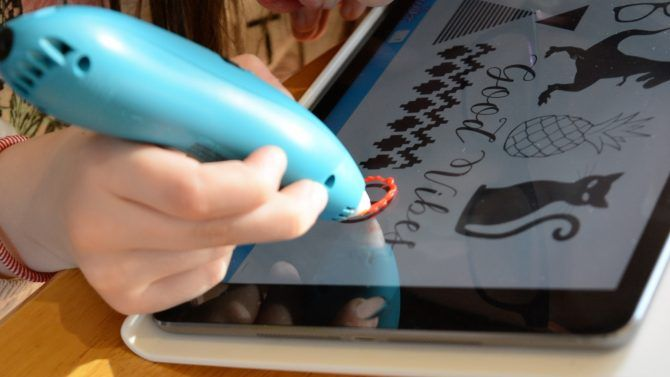 3Doodler Start: Safe and Affordable 3D Printing Pen for Kids