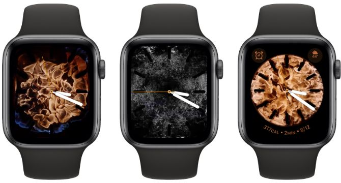 8 Custom Apple Watch Faces With Great Visuals