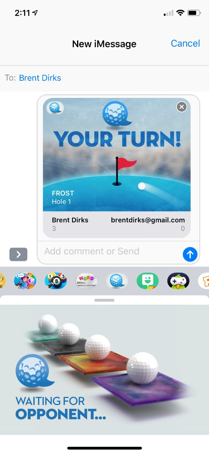 golf with your friends free no download