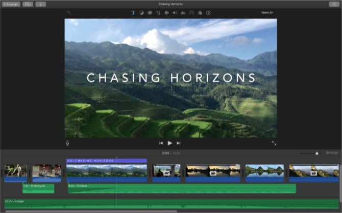 best free video editing software for mac 2014
