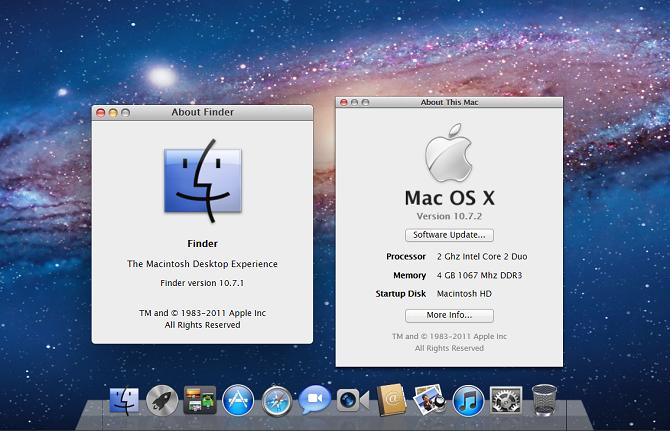 mac lion demo