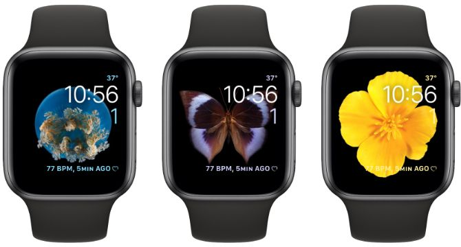Motion Apple Watch Face