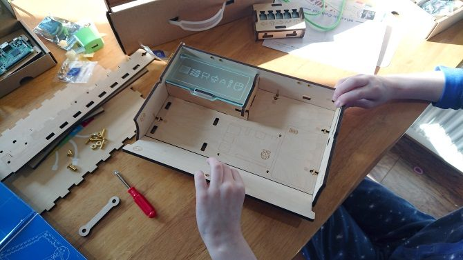 Building the Piper Computer Kit
