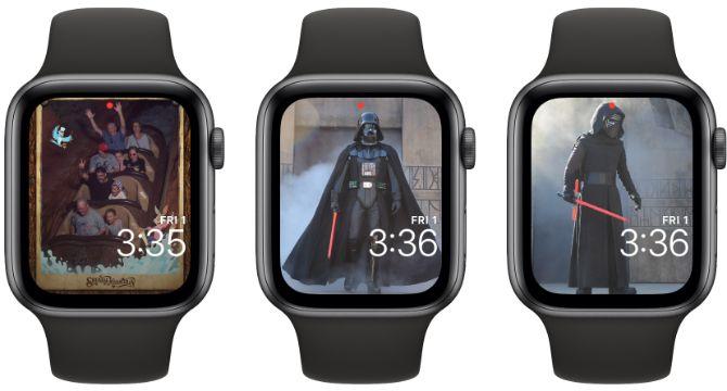 Photos Apple Watch Face
