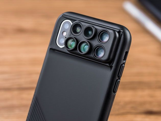 ShiftCam 2.0 Turns Your Phone into a Pocket-Sized DSLR