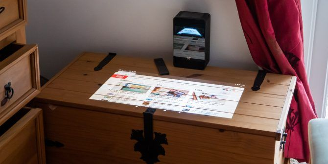 PuppyCube Review: Turn Any Surface Into an Interactive Touchscreen