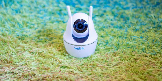 Reolink C2 Pro 5MP: Crystal Clear Indoor Security Camera
