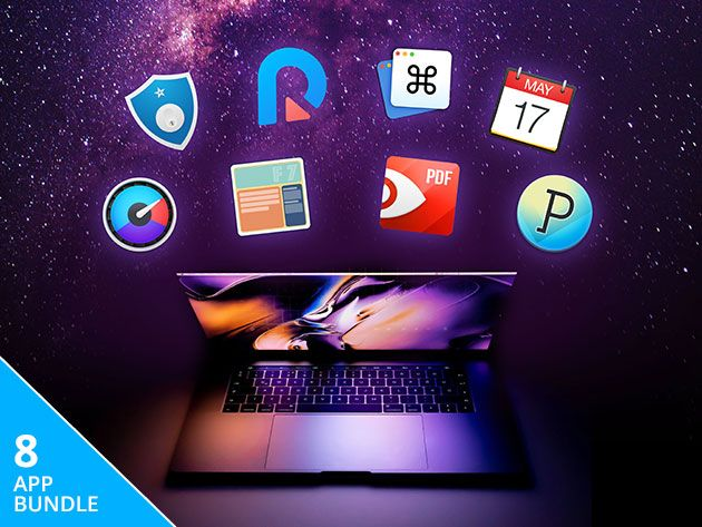 Upgrade Your Mac with 8 Top-Rated Apps for $29.99
