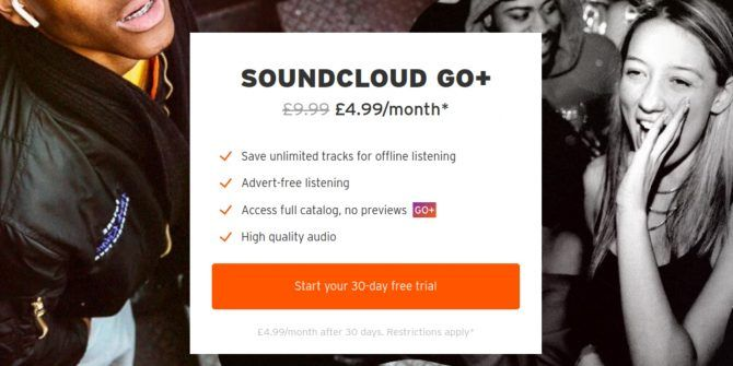 SoundCloud Offers a Discount for Students