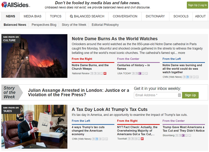 12 Best News Sites You Can Trust