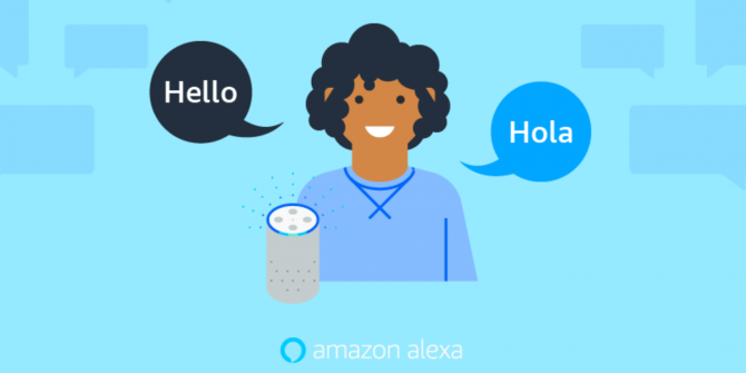 Amazon Alexa Will Soon Be Able to Speak Spanish