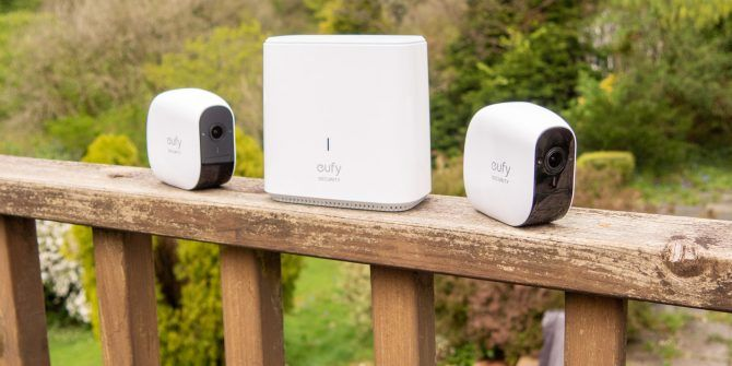 EufyCam E: The Wireless Security Camera That Can Last 365 Days Before Needing a Charge