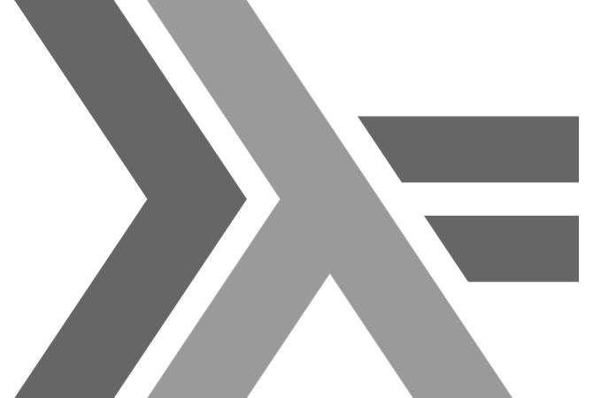 Haskell programming language logo