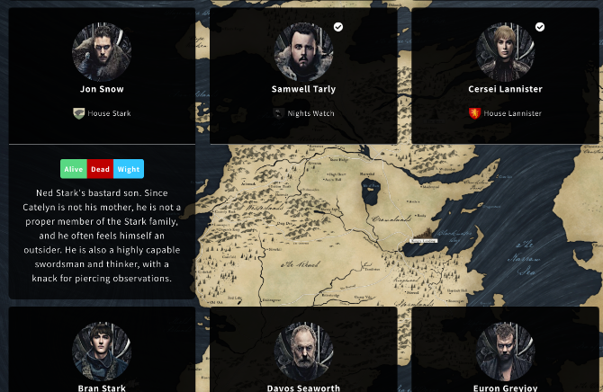 Predict Game Of Thrones Deaths And Theories And Other Cool Apps For