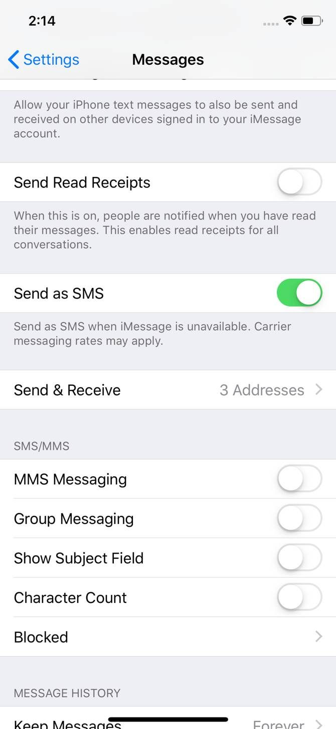 How to Fix iMessage Not Working on a Mac, iPhone, or iPad