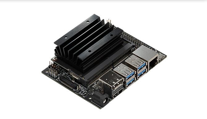 NVIDIA's Jetson Nano machine learning development board