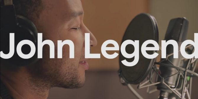 You Can Now Make Google Assistant Sound Like John Legend