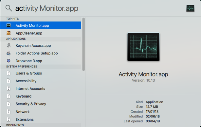error launching activity android studio