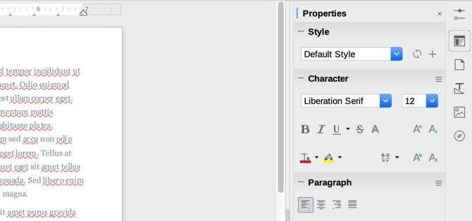 LibreOffice - отличная альтернатива Microsoft Office