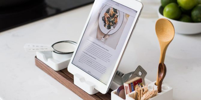 7 Best Recipe Organizer Apps to Replace Your Cookbooks