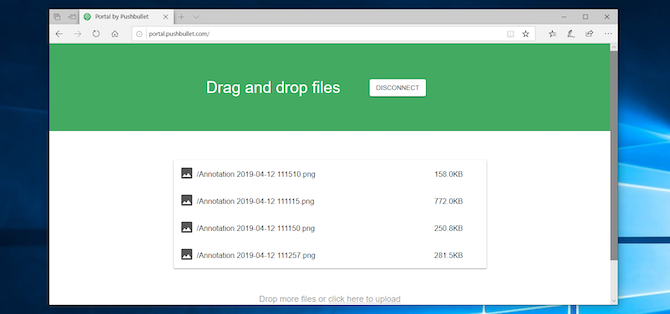 share files over wifi