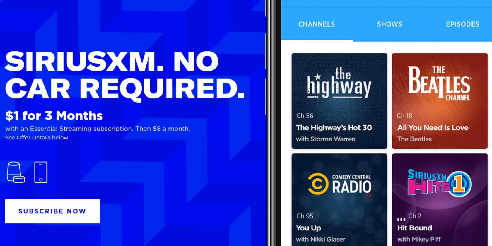 SiriusXM Essential Means You No Longer Need a Car | iJailbreak