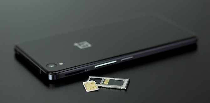 переключить телефон с sim-картой