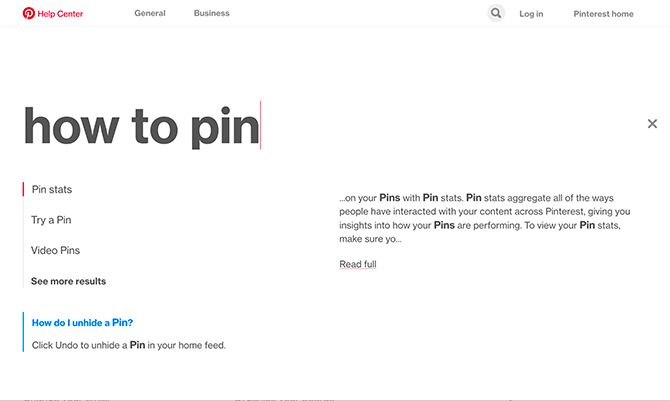 What Is Pinterest How to Pin Search