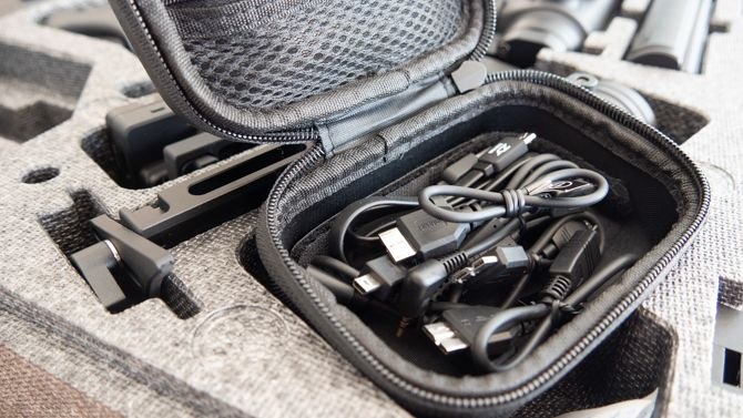 zhiyun crane 3 included connection cables